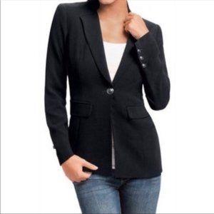 CAbi Black City Career #717 Blazer suit jacket